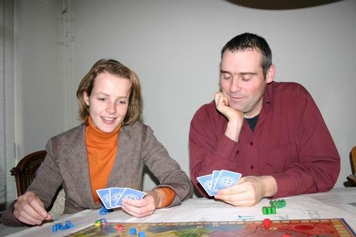 Niels en Bianca